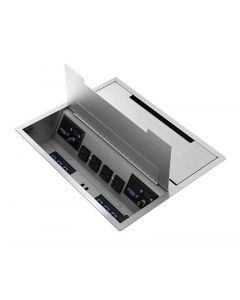 Interface2 Table Top Power & Data Trough