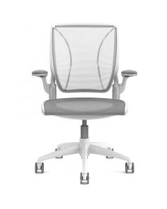 Front View of Diffrient World Chair