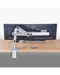 Humanscale M8 Series?Dual Monitor Arm