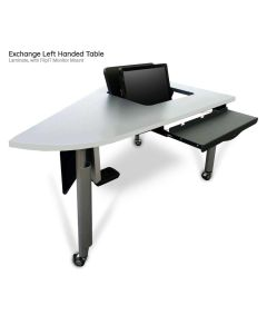 Exchange Active Learning Tables, Laminate, Single Table