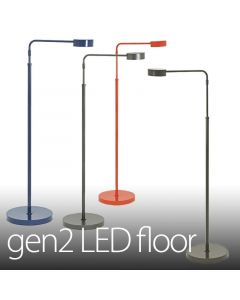 Generation 2 G400 Adjustable LED Floor Lamp
