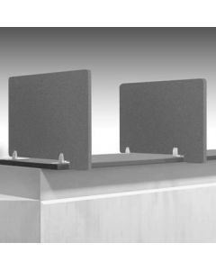 Acoustic privacy dividers and partitions