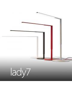 LADY7 LED Desk Lamp | USB Charger