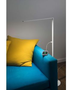 LADY7 LED Floor Lamp   USB Charger