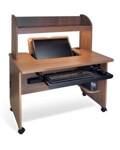 Mobile Home Office Computer Desk