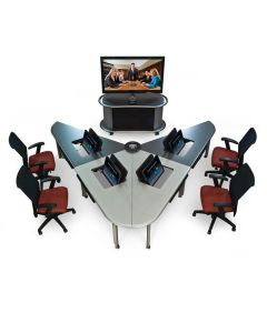 Exchange Active Learning Furniture for Four People