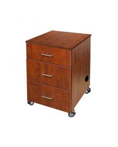 Three Drawer Storage