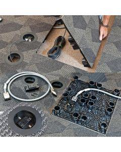 Raised Access Flooring | SMARTflor Computer Floor